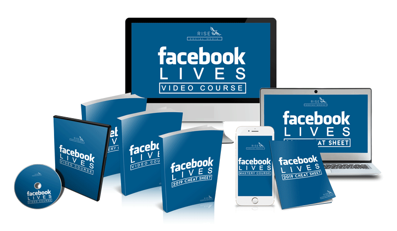 Facebook Live Video Mastery 1