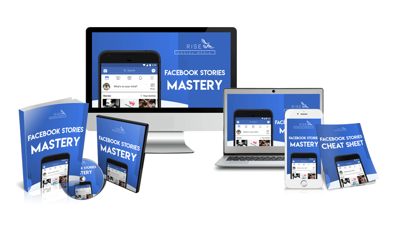 Facebook Stories Mastery 1
